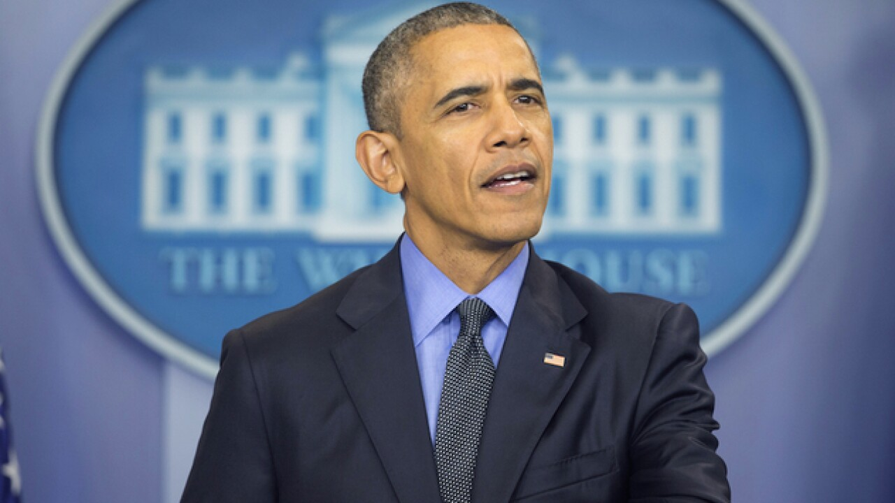 Obama touts job growth, marriage equality