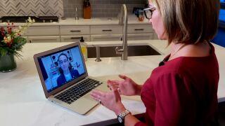 Seth Masket interview with Jennifer Kovaleski.JPG
