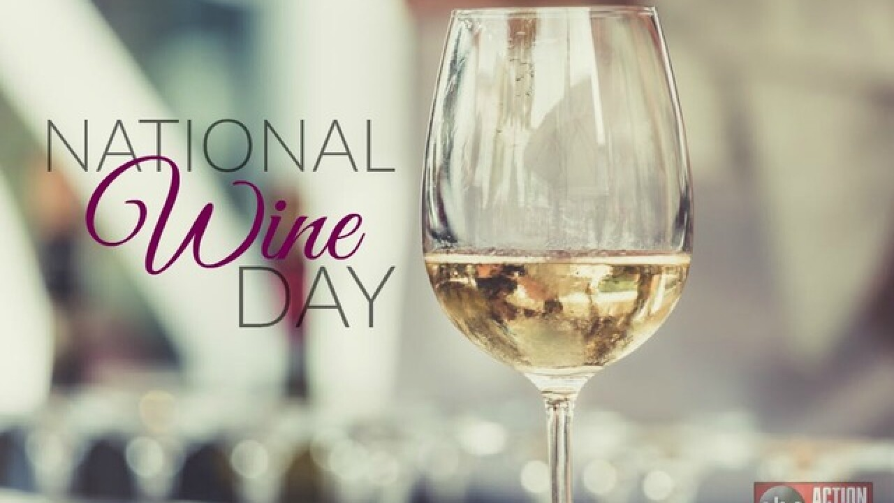 Swirl & sip! Celebrate National Wine Day in Tampa Bay