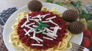 These Adorable Crochet Patterns Are Perfect For Pasta Lovers
