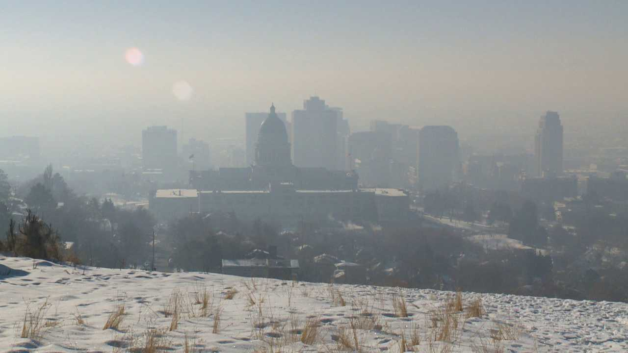 A new ballot initiative has been filed for air quality in Utah