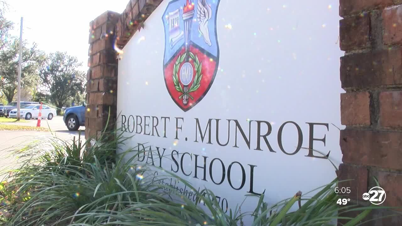 Robert F. Munroe School