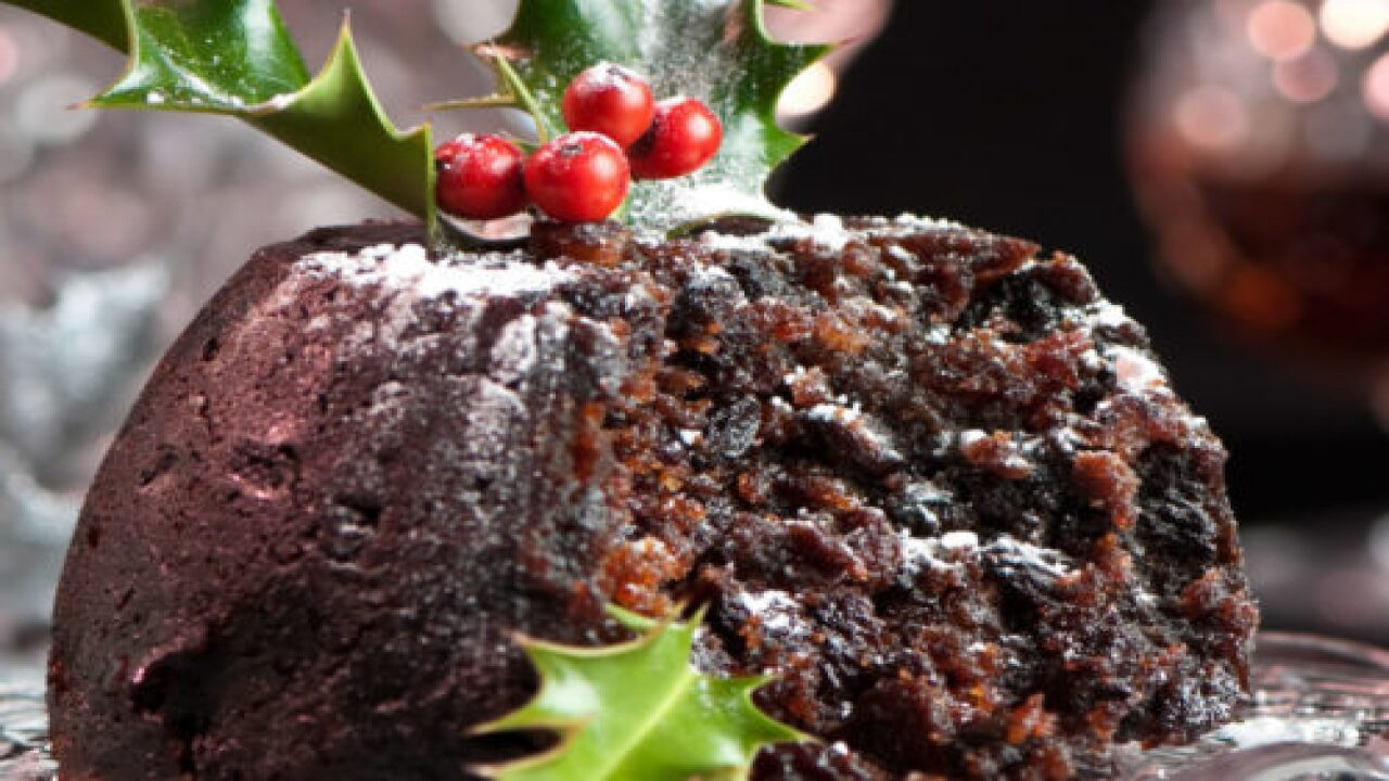 The Royal Family Just Shared Their Official Christmas Pudding Recipe