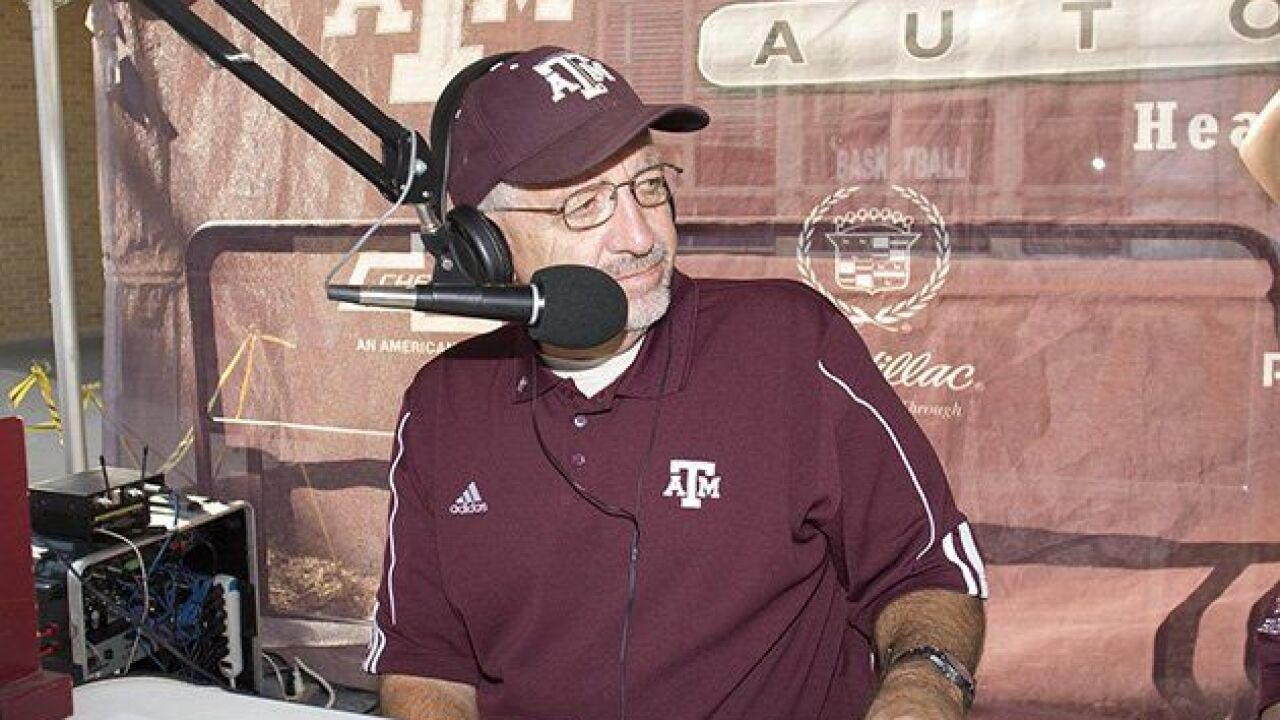 Aggie broadcaster to receive NFF award
