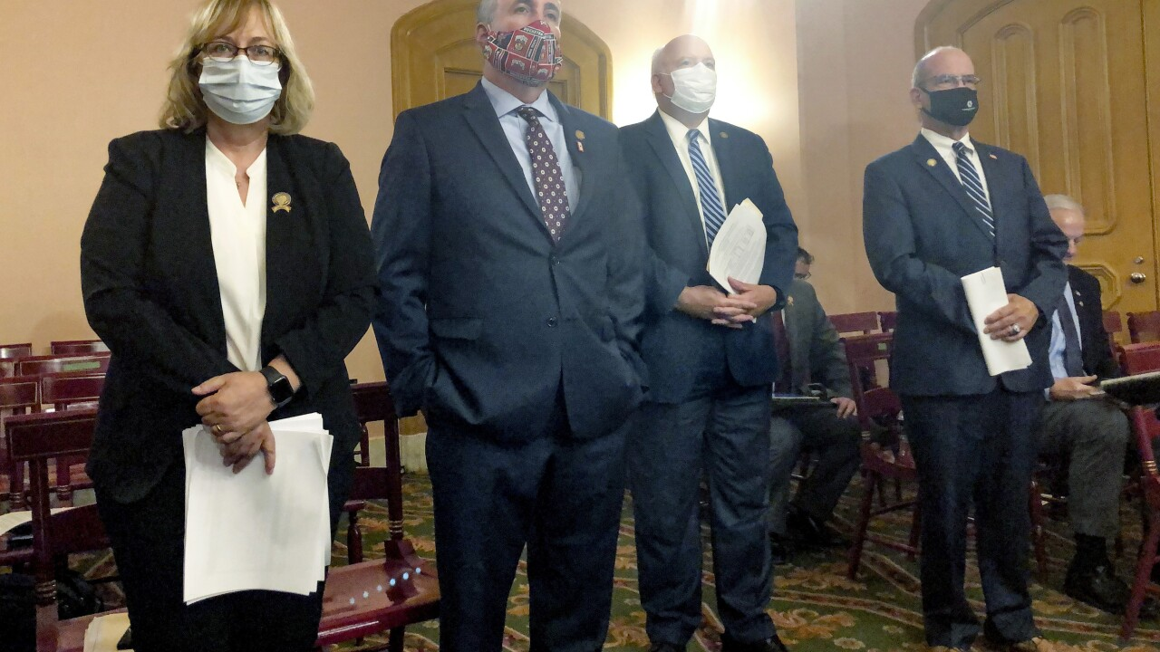 Bribery Investigation Repeal Hearing