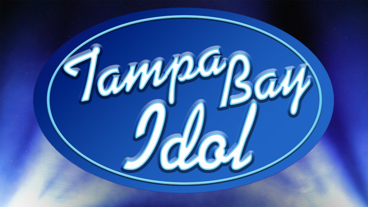 Tampa Bay Idol auditions today in Wesley Chapel