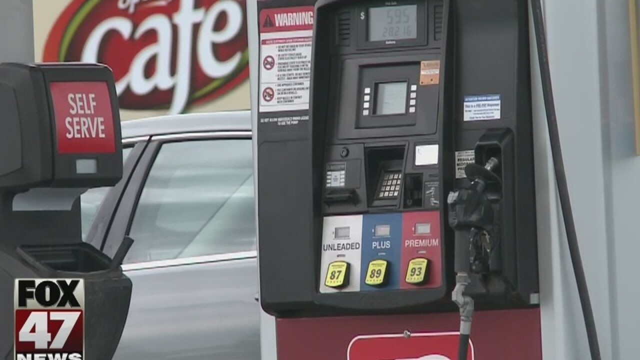 Bill would require increased security at pumps