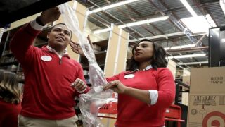 Target will pay tuition for business courses for all employees