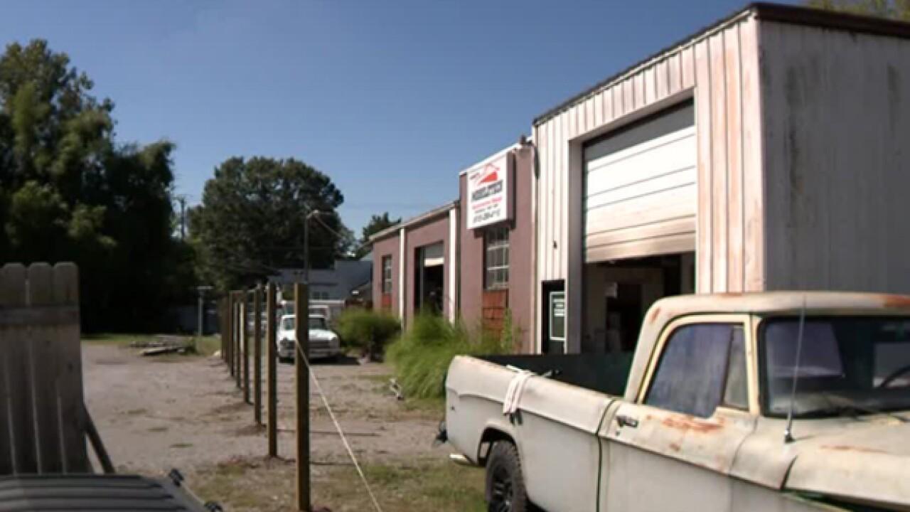 Mt. Juliet Businesses Divided Over Fence