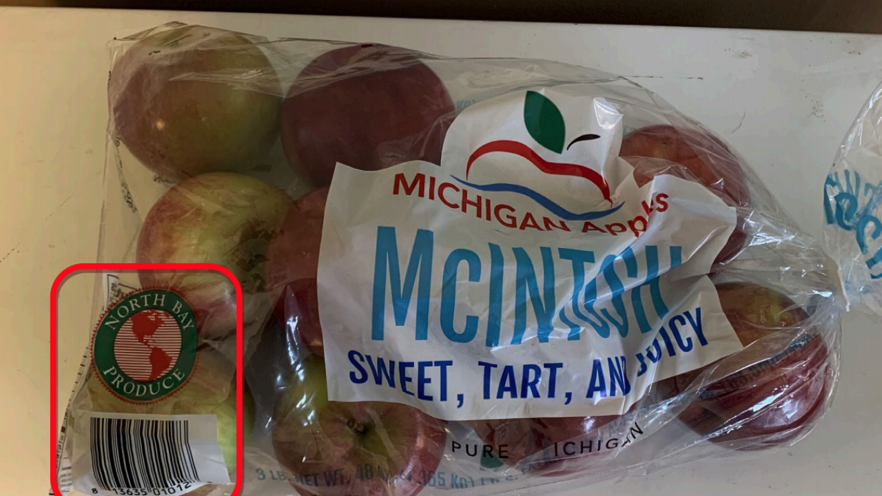 Michigan produce company recalling apples due to possible Listeria contamination