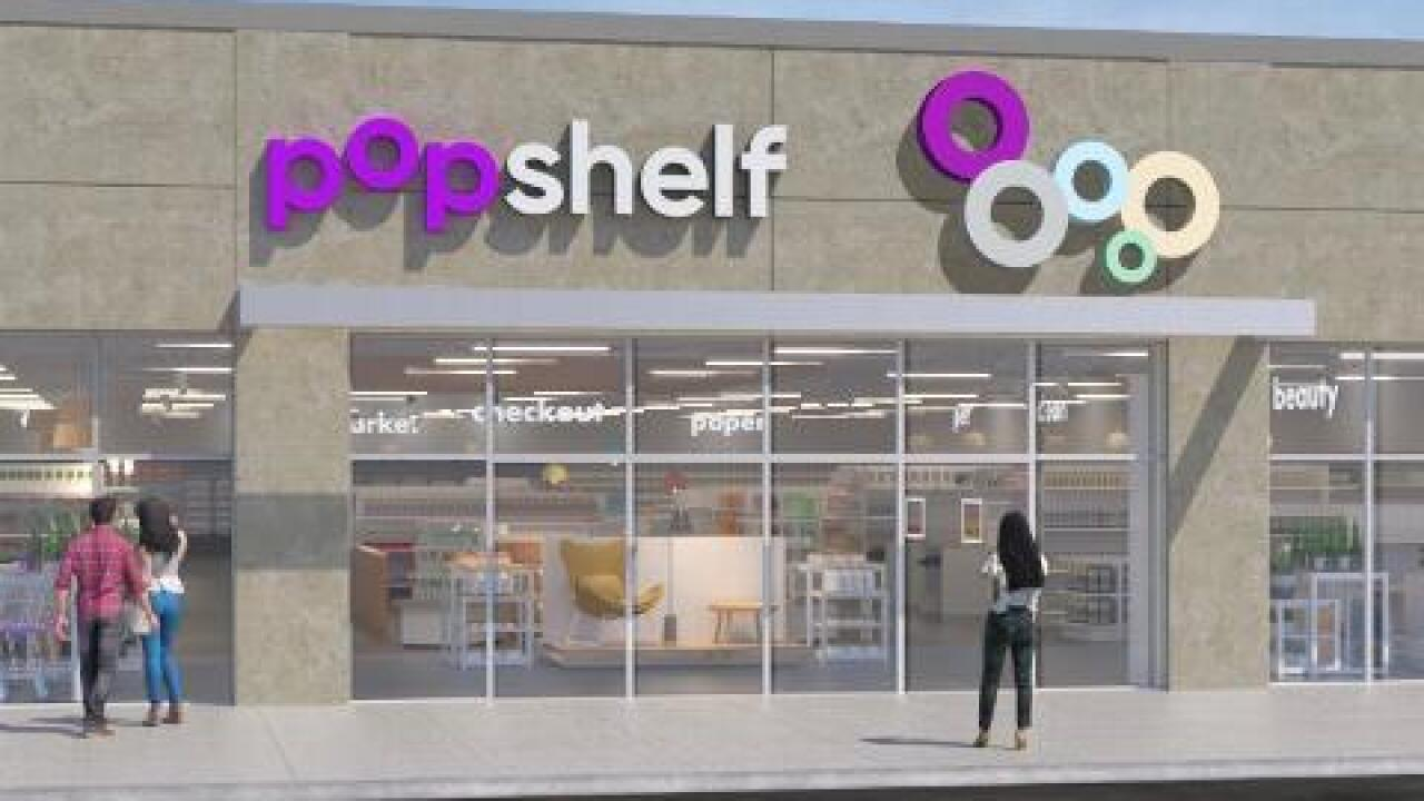 Dollar General targeting suburban shoppers with Popshelf stores