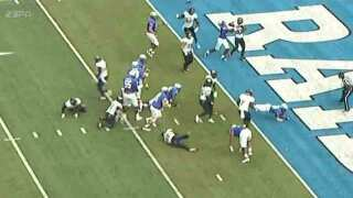 Thomas Has 3 TDs To Lift Middle Tennessee Past FIU 37-17