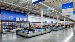 Walmart's New Store Design Is Inspired By Airports And Amazon