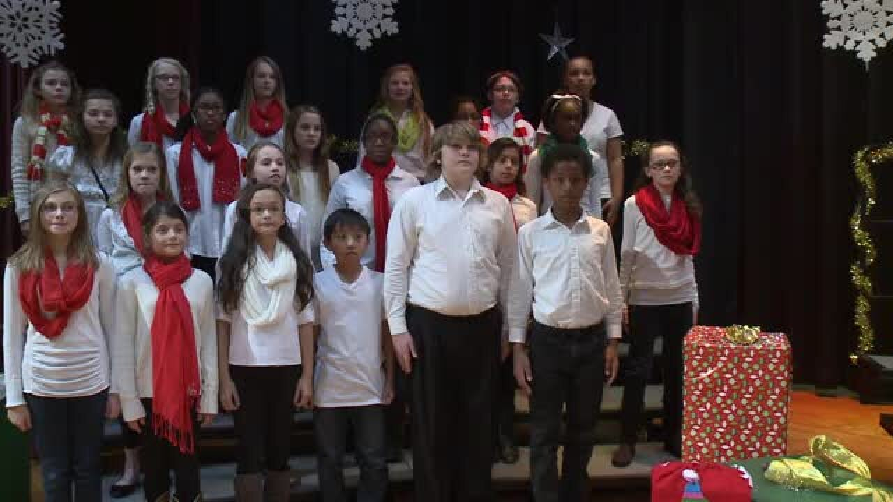 Corporate Landing Middle – 6th Grade Chorus
