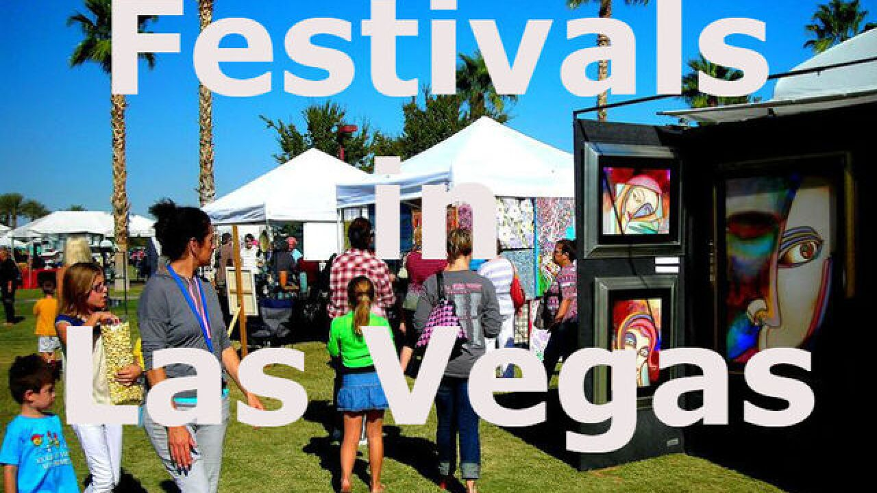 List of festivals in the Las Vegas valley | 2018