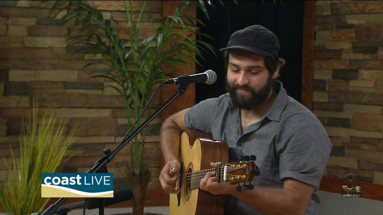 Local Music Spotlight with Dustin Furlow on CoastLive