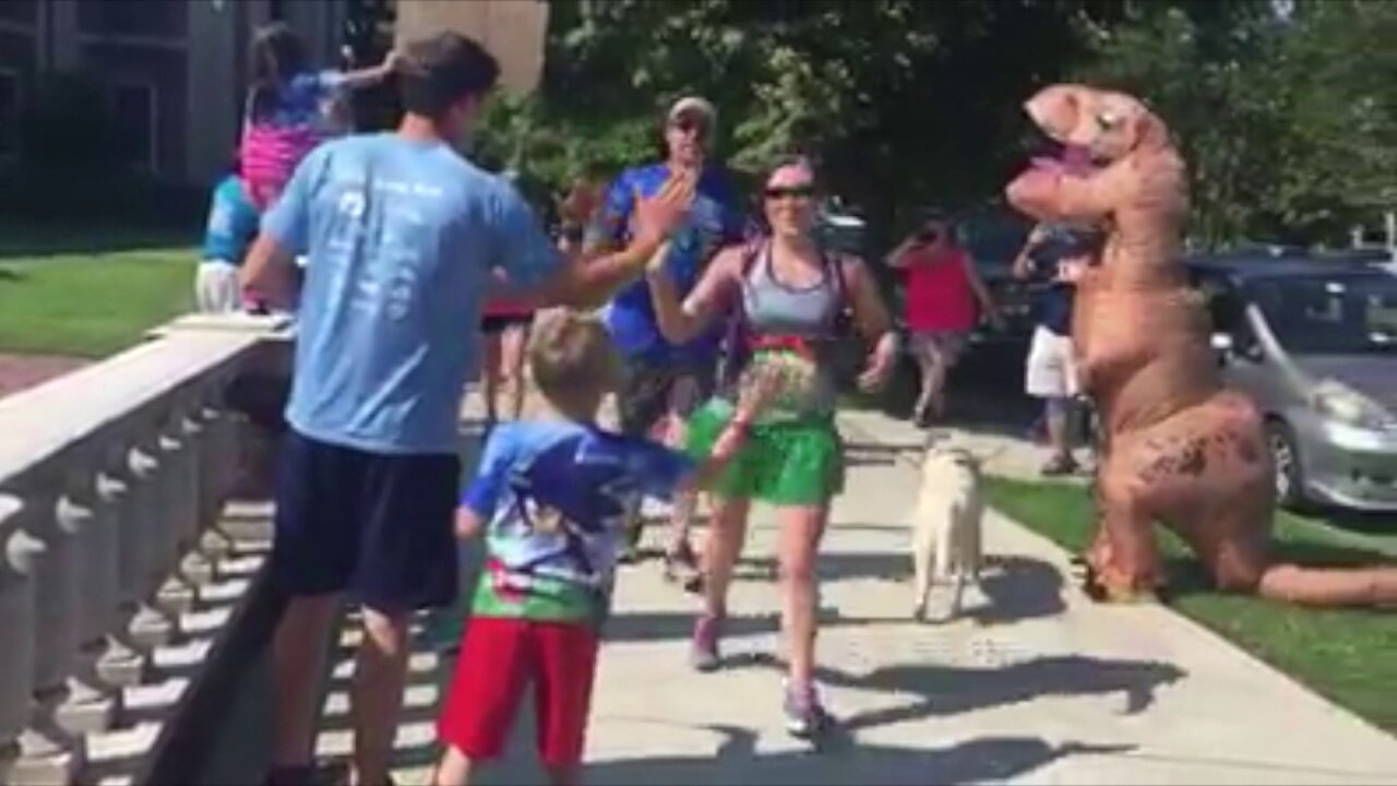What friends do for woman unable to run Shamrock Marathon will make your day