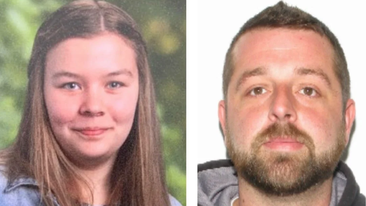 AMBER Alert: Missing teen, 34-year-old man knocked on Hanover door