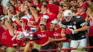 Nebraska football Fan Day information