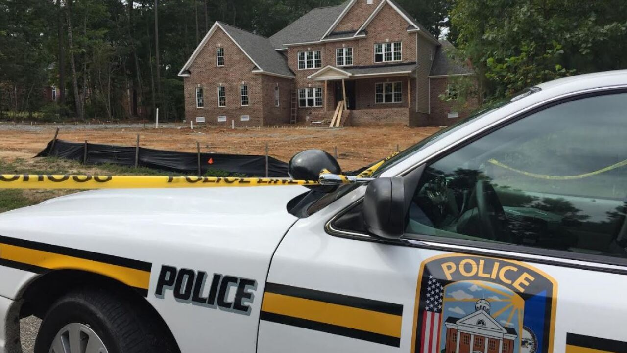 2 men killed in shooting at Chesterfield house under construction
