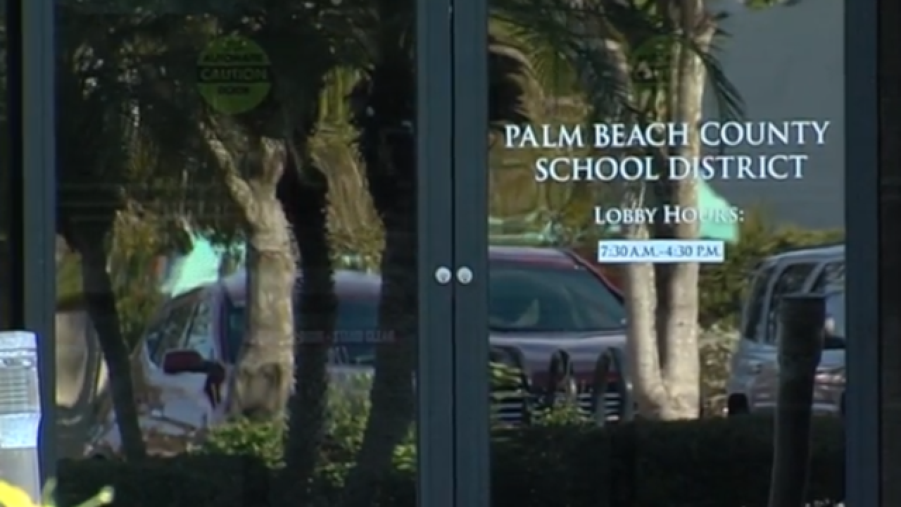 Second woman alleges sexual abuse by former Palm Beach County school employee