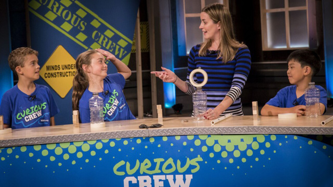 WKAR holds casting call for kids' science show