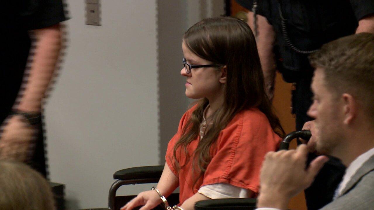Reality TV star Melissa Hancock guilty in crash that killed man on Virginiainterstate