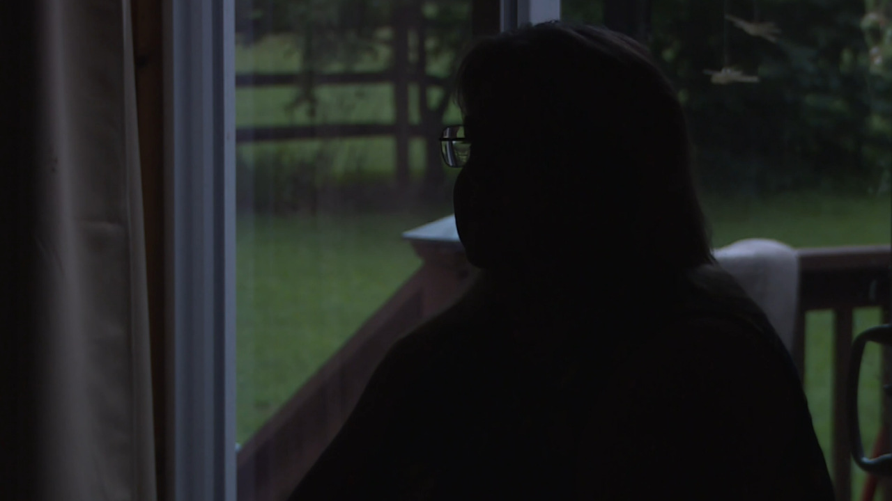 Dinwiddie woman left living in fear after violent attack left her with 100 stitches