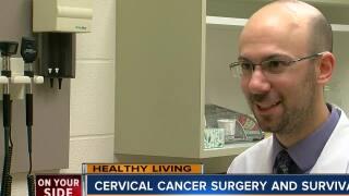 Studies: Less invasive cervical cancer treatment is also less effective