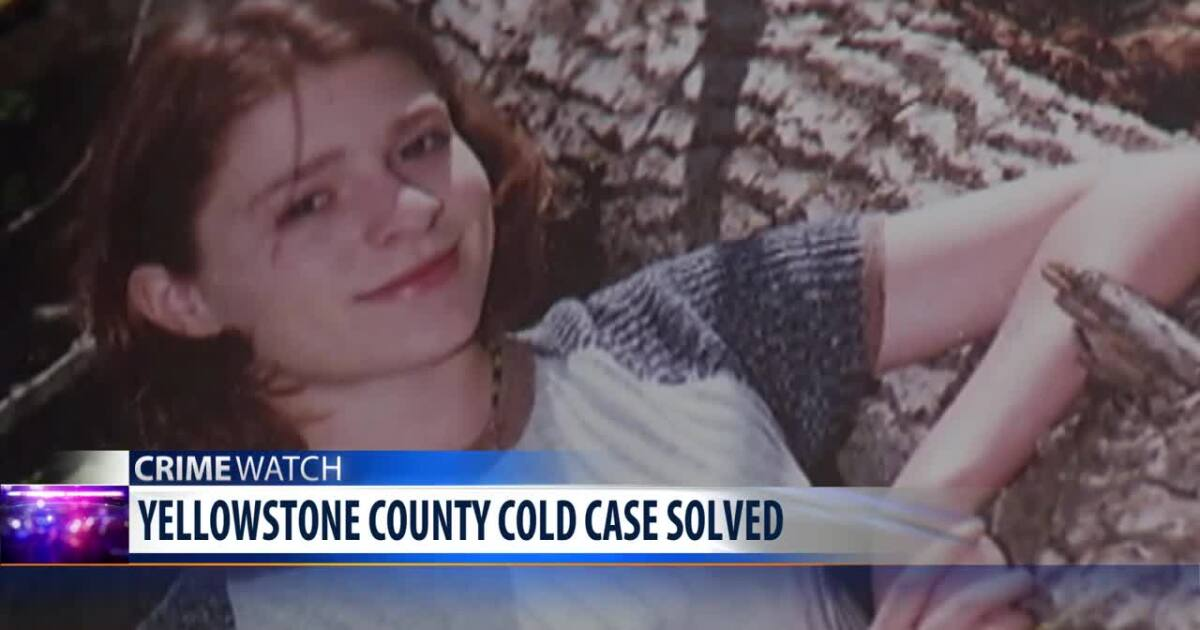 Two-decade old cold case solved, Montana town breathes sigh