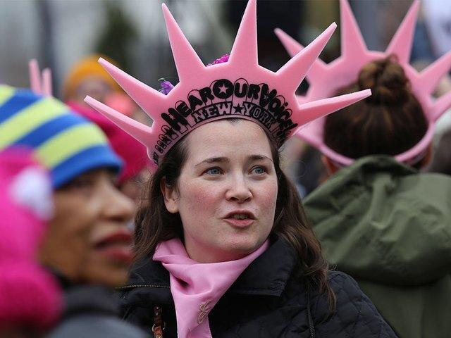 PHOTOS: Thousands march in Washington