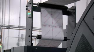 Ballot Printing Press