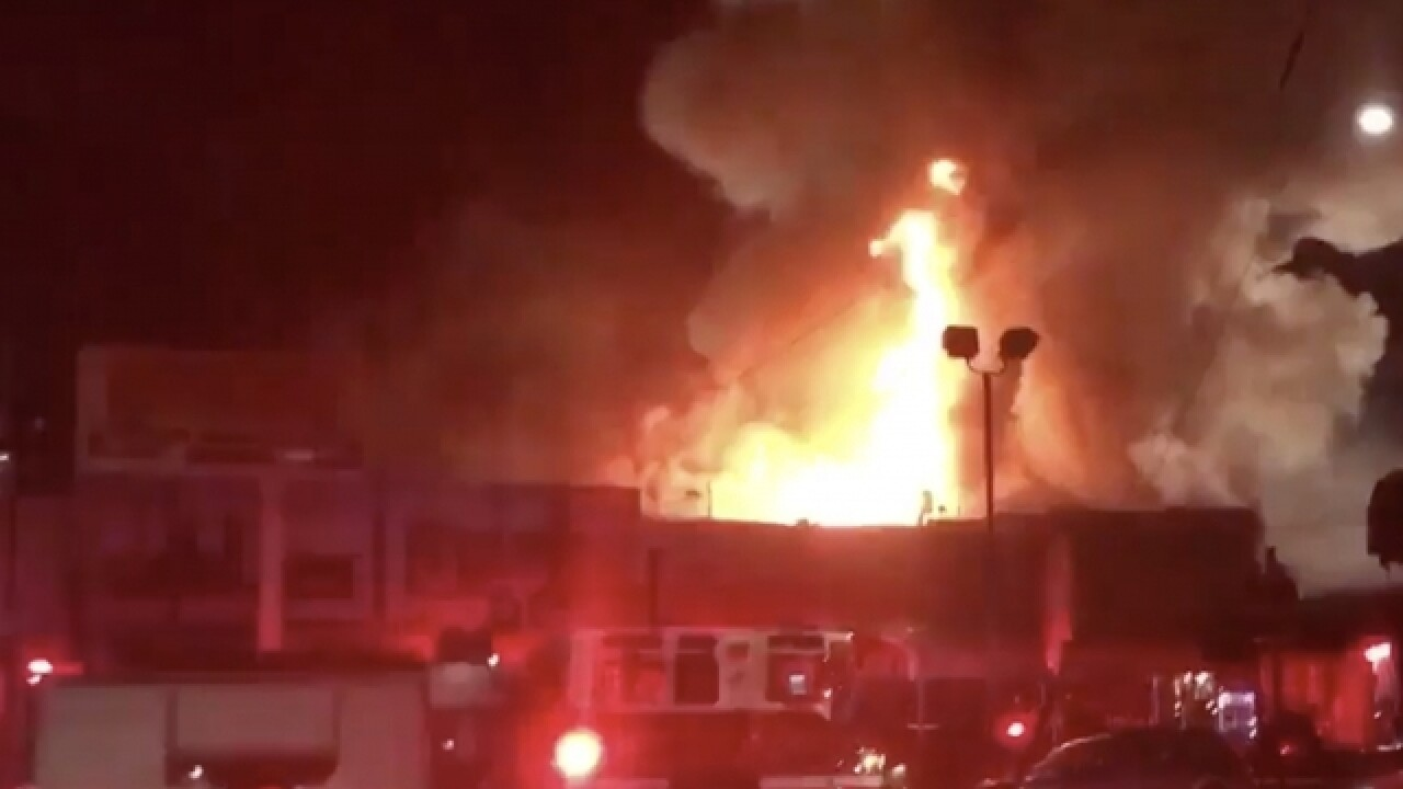 33 bodies found in rubble of Oakland nightclub fire