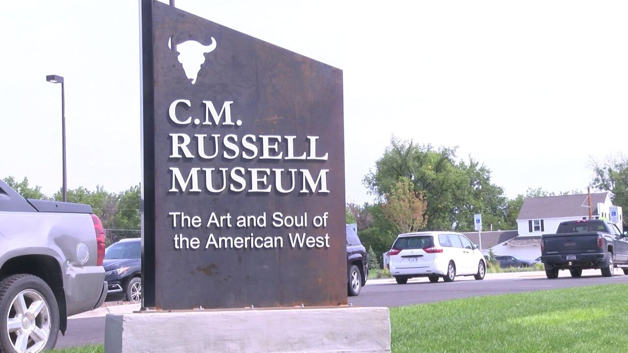 CMR Museum in Great Falls