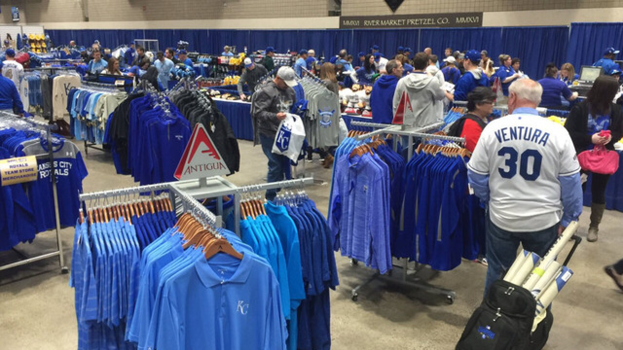 PHOTOS: Royals FanFest 2017