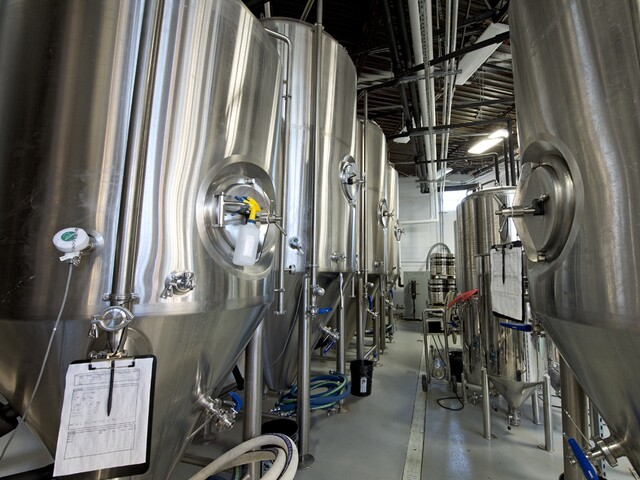 See inside Westwood's West Side Brewing