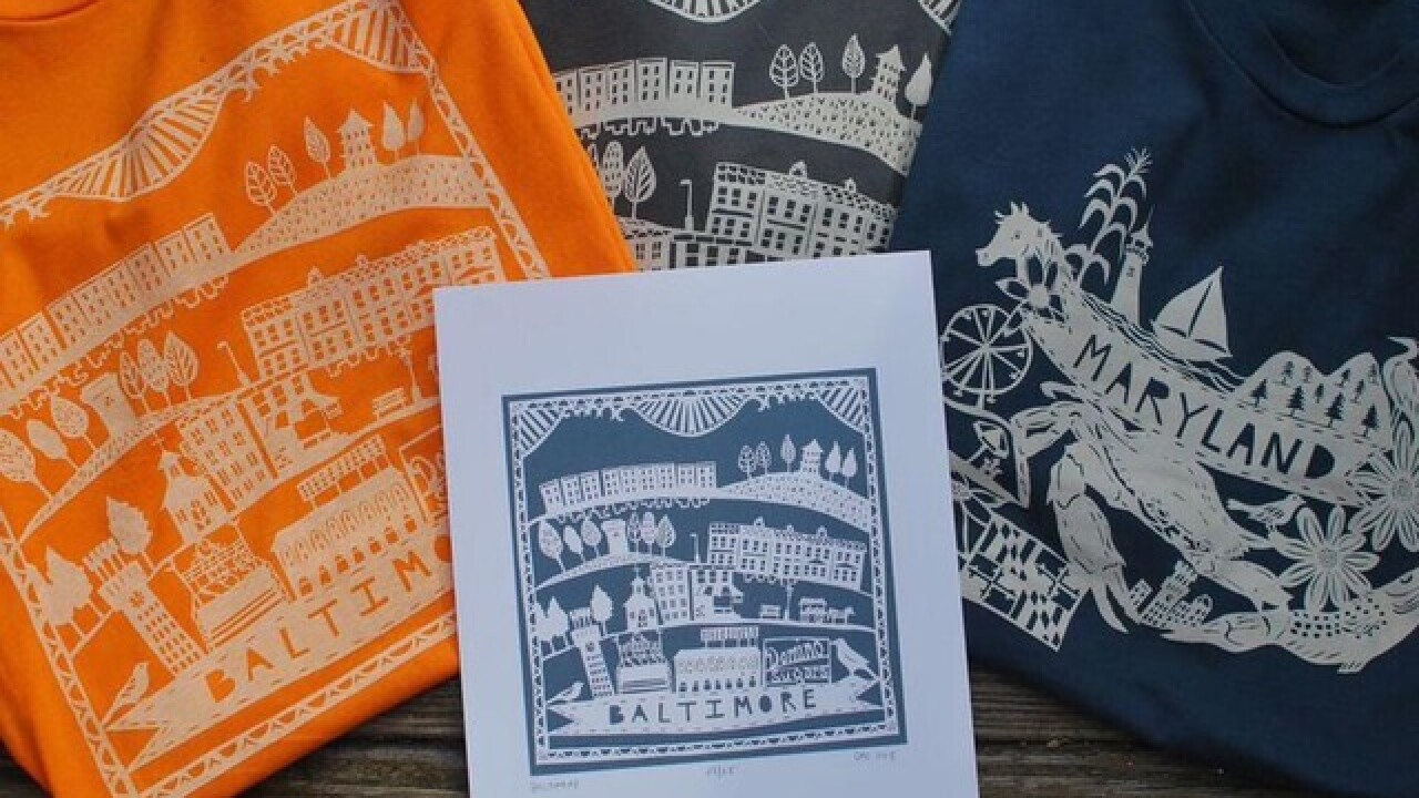 6 great holiday finds from Baltimore artisans