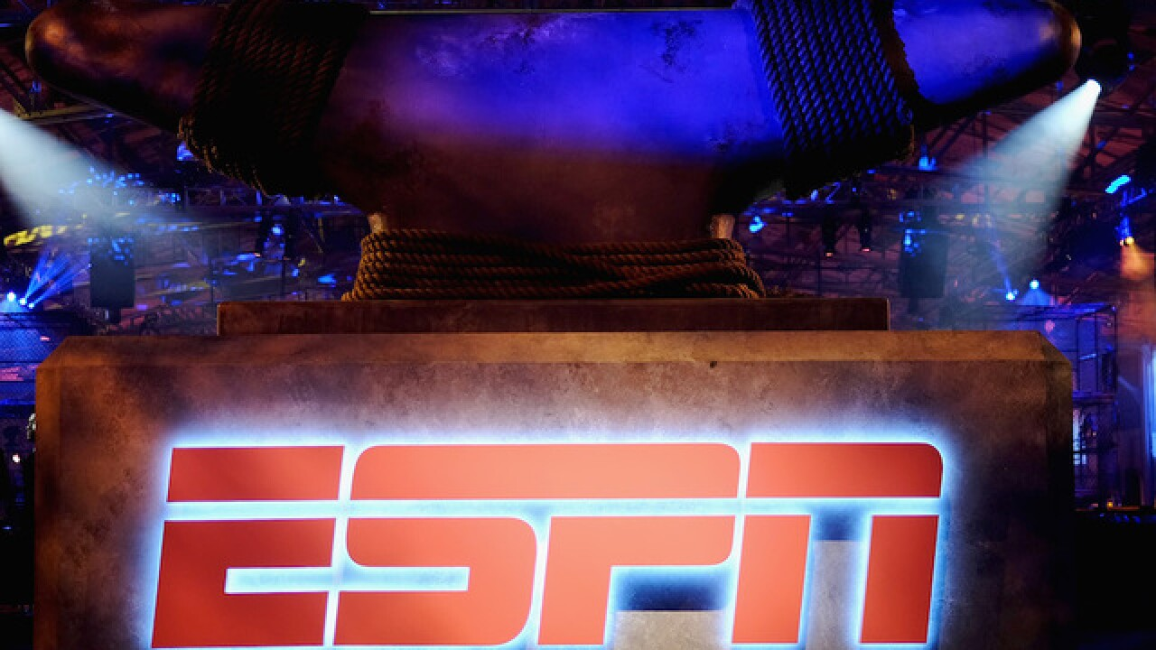 ESPN streaming service to debut Thursday