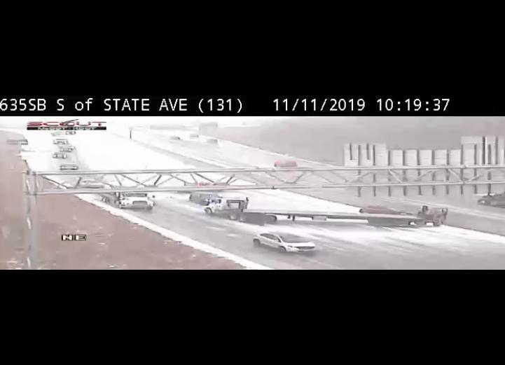 I-635 accident