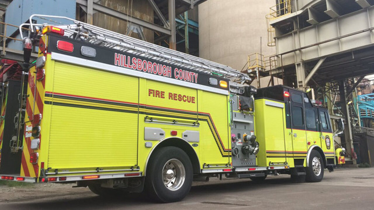 4 Hillsborough Fire Rescue personnel suspended