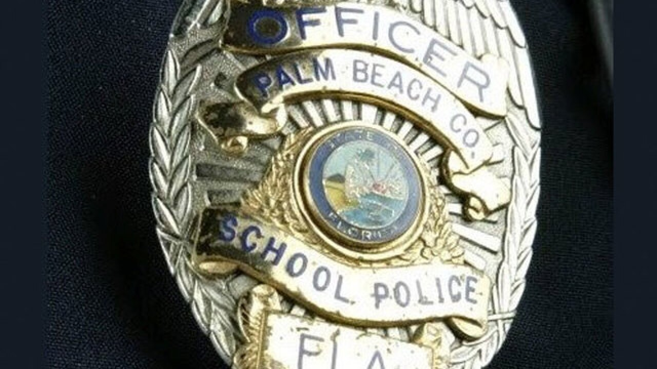 Palm Beach County School District Police Department investigates social media threat