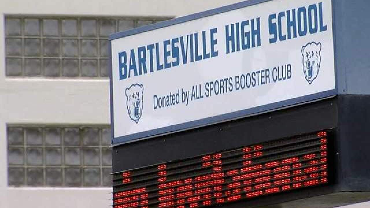 Bartlesville BOE receives support for shutting down classes in April