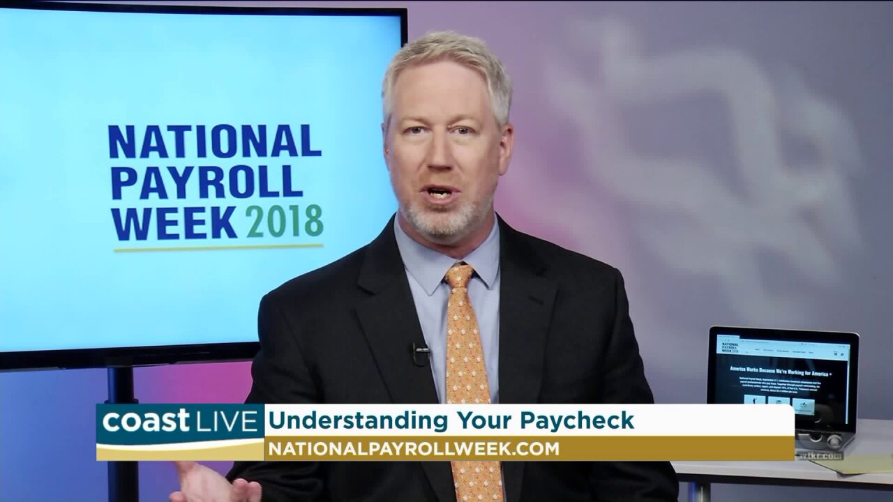 Time for a paycheck checkup for National Payroll Week on CoastLive