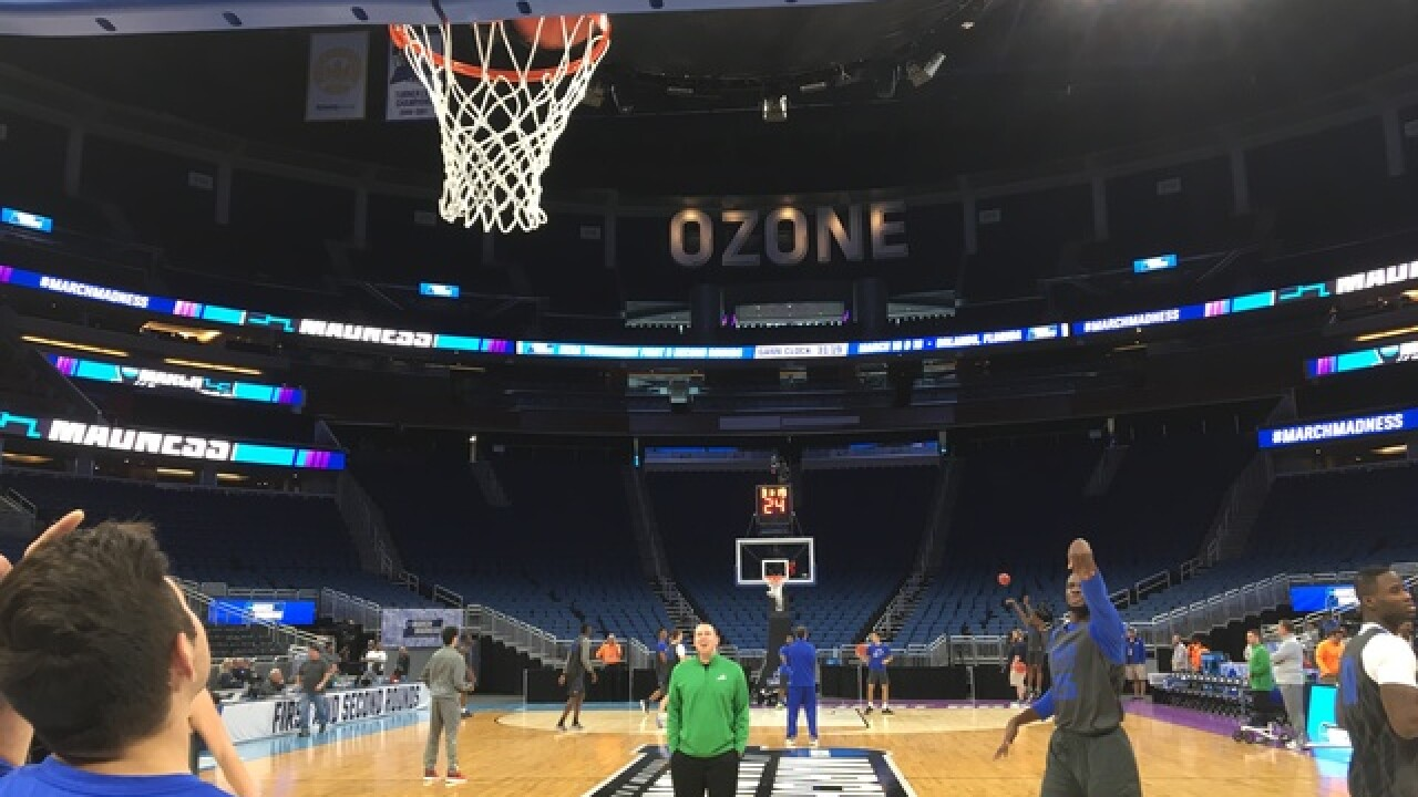 FGCU men's basketball NCAA Tournament Photos