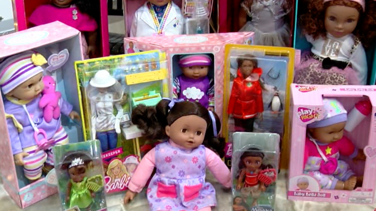 dolls of color