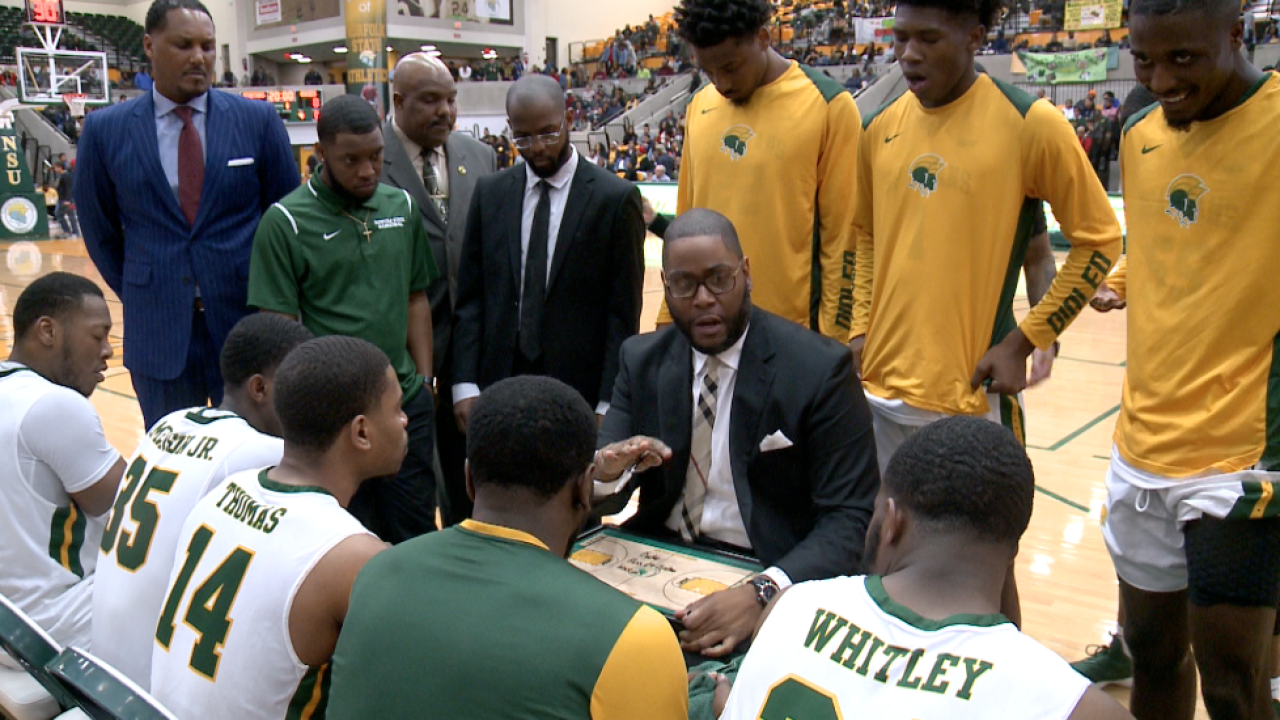 Norfolk State's season ends in second round NIT loss to Colorado