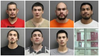7 people charged with assaulting Cascade County jail inmate