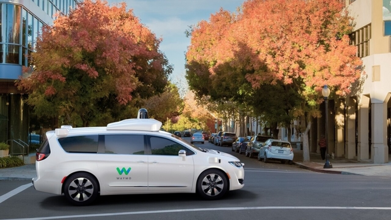 Google spinoff granted first permit to test truly driverless cars in California