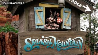Disney fans petition to change Splash Mountain's theme due to 'racist tropes'