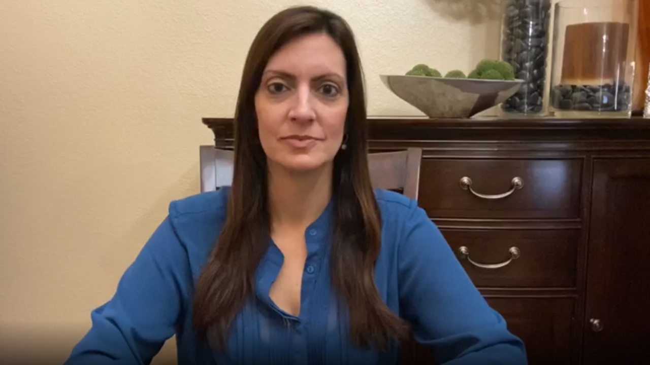 Lt. Gov. Jeanette Nunez speaks about coronavirus testing location